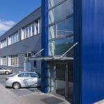 Gewerbebau Schmuckfabrik