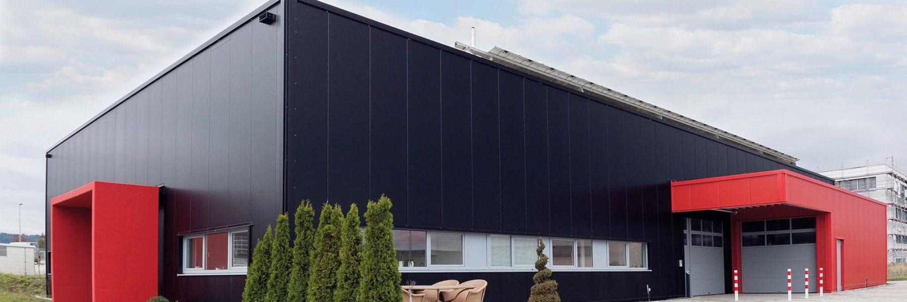 Industriebau Karlsruhe IBS