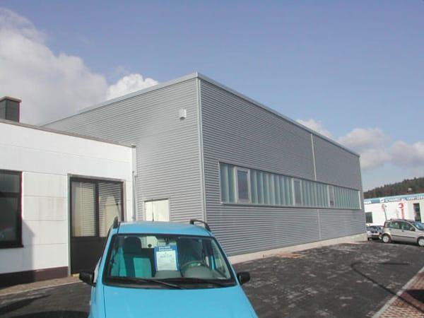 Werkstatthalle Autohaus