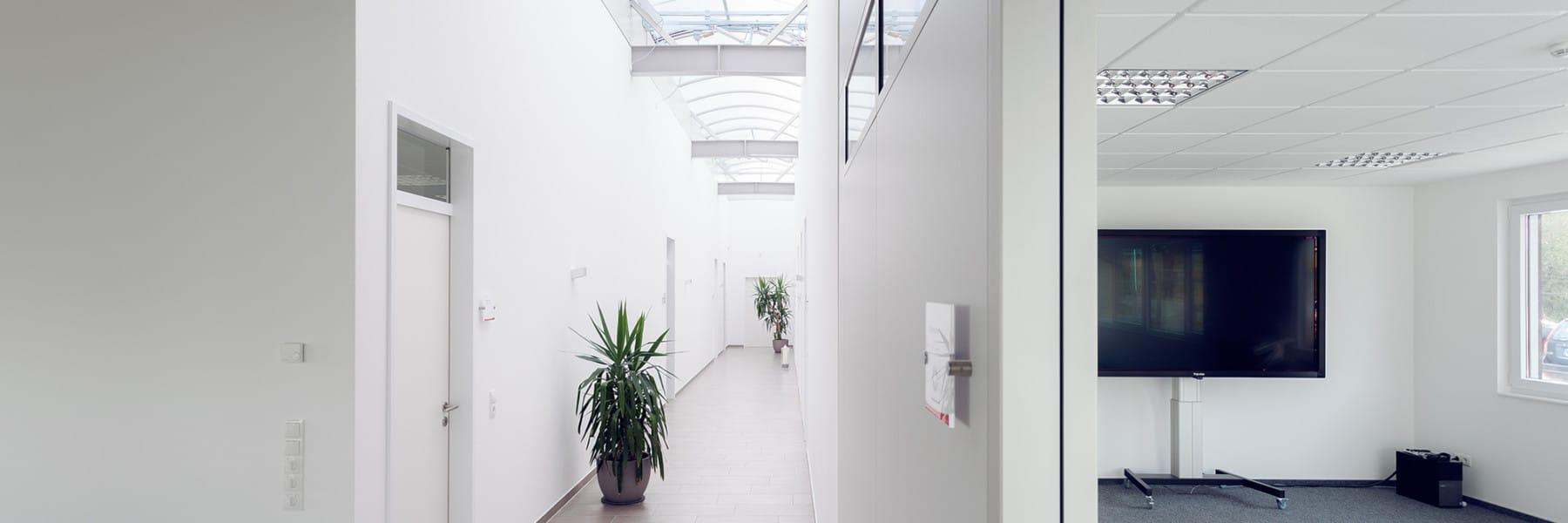 Erweiterung Ausstellungsgebäude