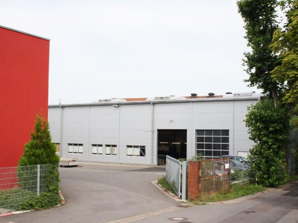Erweiterung Produktionshalle