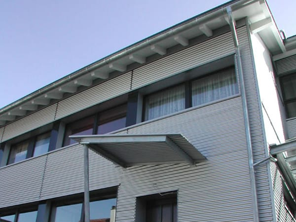 Gebäudesanierung Fassade