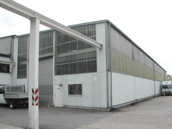 Gebäudesanierung Produktionshalle Meese