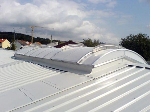 Hallensanierung Produktionshalle Dach