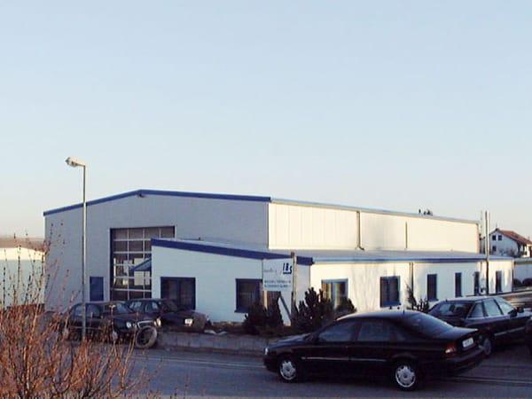 Maschinenhalle Godec