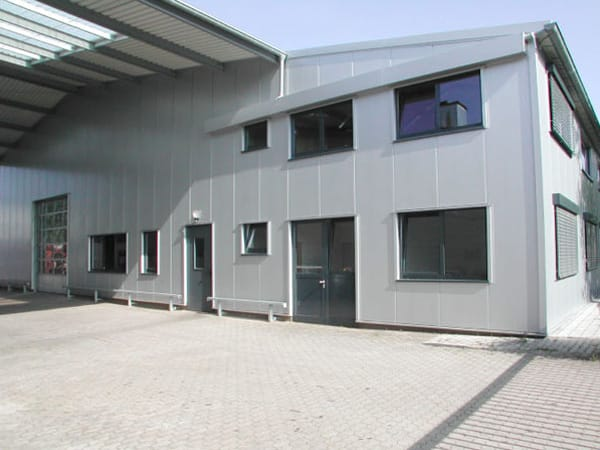 Montagehalle Horst A Morlock GmbH
