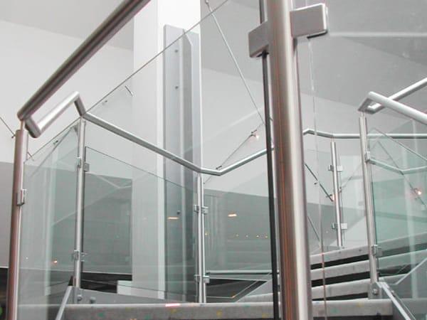 Neubau Aufzugsturm