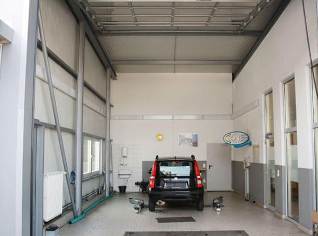 Neubau Ausstellungsgebäude Limbach