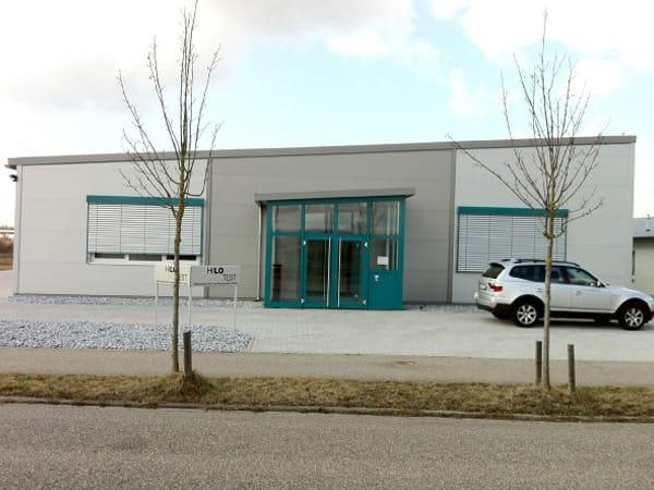 Neubau Betriebsgebäude Pforzheim