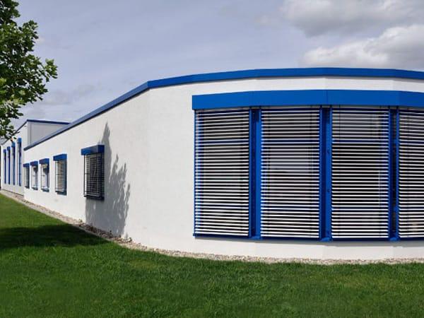 Neubau Maschinenhalle mit Büro