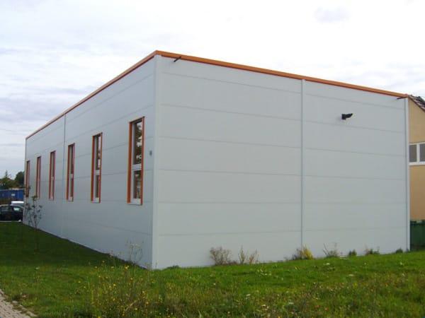 Neubau Produktionshalle IBS