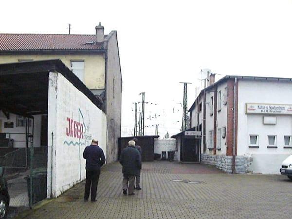 Neubau Verkaufsgebäude Jäger