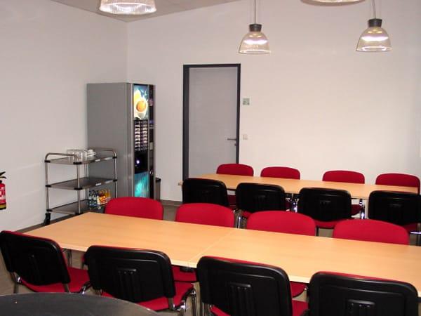 Neubau Verwaltungsgebäude Sicherheitstechnik