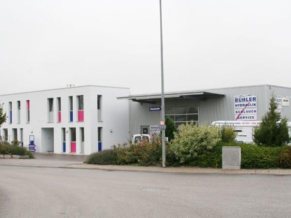 Neubau Werkstatthalle Pforzheim