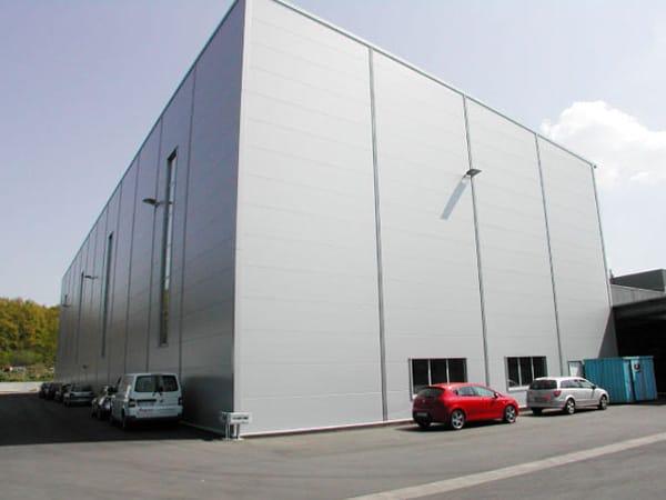 Produktionshalle BC