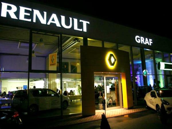 Schlüsselfertige Erweiterung Ausstellungsgebäude Autohaus