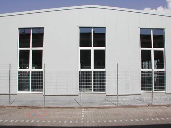 Schlüsselfertige Maschinenhalle Mannheim
