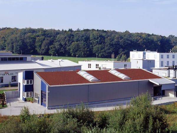 teilschlüsselfertige Produktionshalle Pforzheim