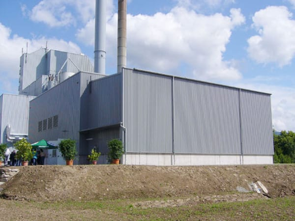 teilschlüsselfertiger Industriebau August Köhler