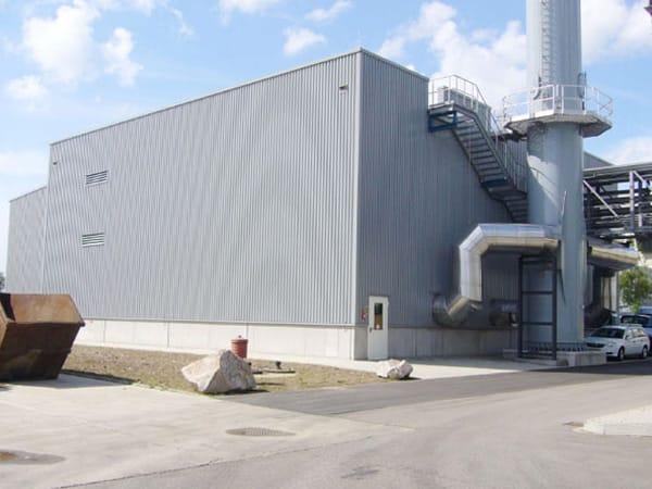 teilschlüsselfertiger Industriebau Oberkirch