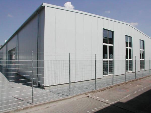 Industriehallenbau