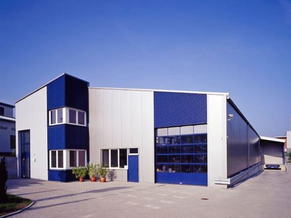 Industriehallenbau Linkenheil
