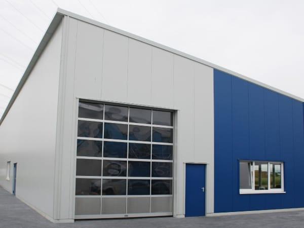 Industriehallenbau SD